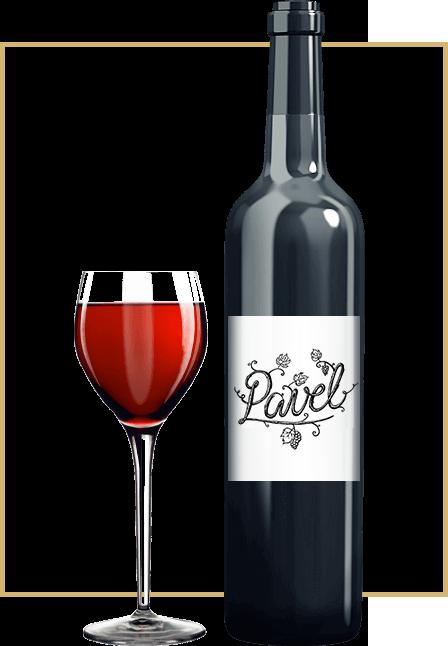 Producător vin MERLOT