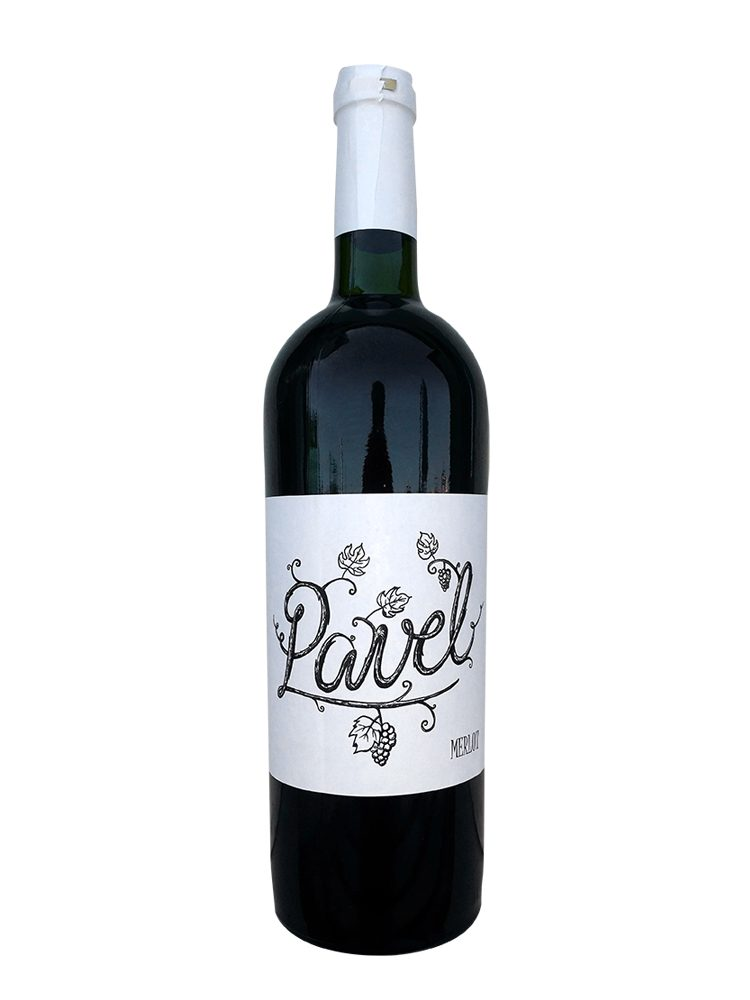 Vinul Pavel Merlot