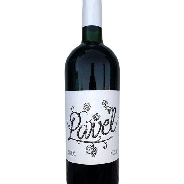 Vinul Pavel Syrah Merlot online